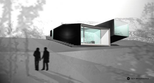 Proyectos Tres Casas De Arquitectos Chilenos Plataforma