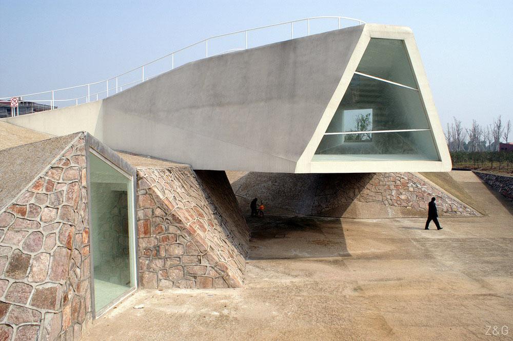 Jinhua China  City pictures : Parque de Arquitectura, Jinhua, China | Plataforma Arquitectura