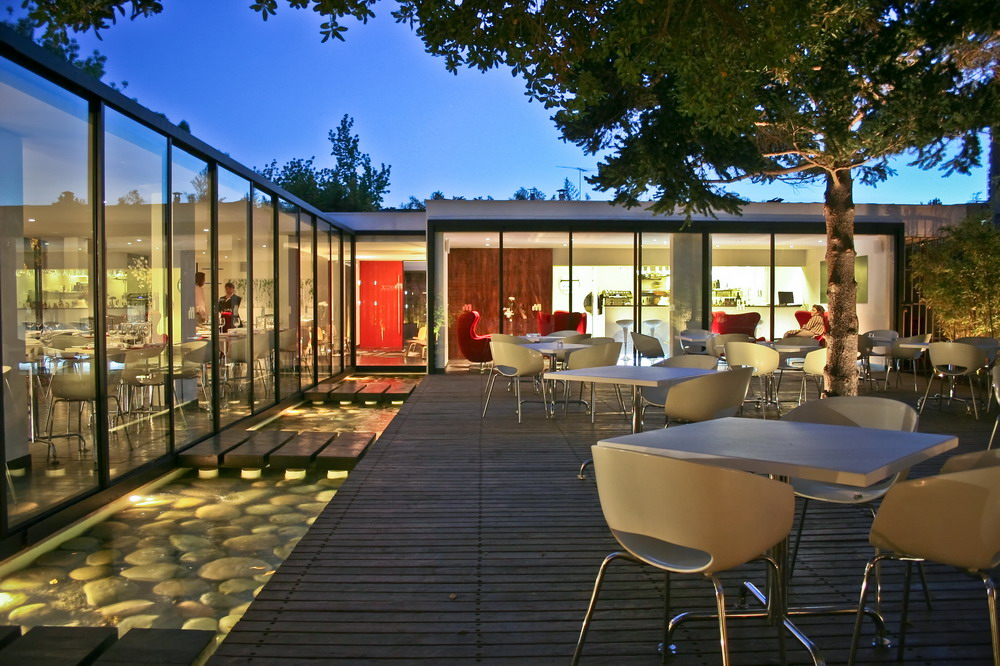 Restaurante mercat 01 arquitectos chile propuestas in for Restaurante arquitectura