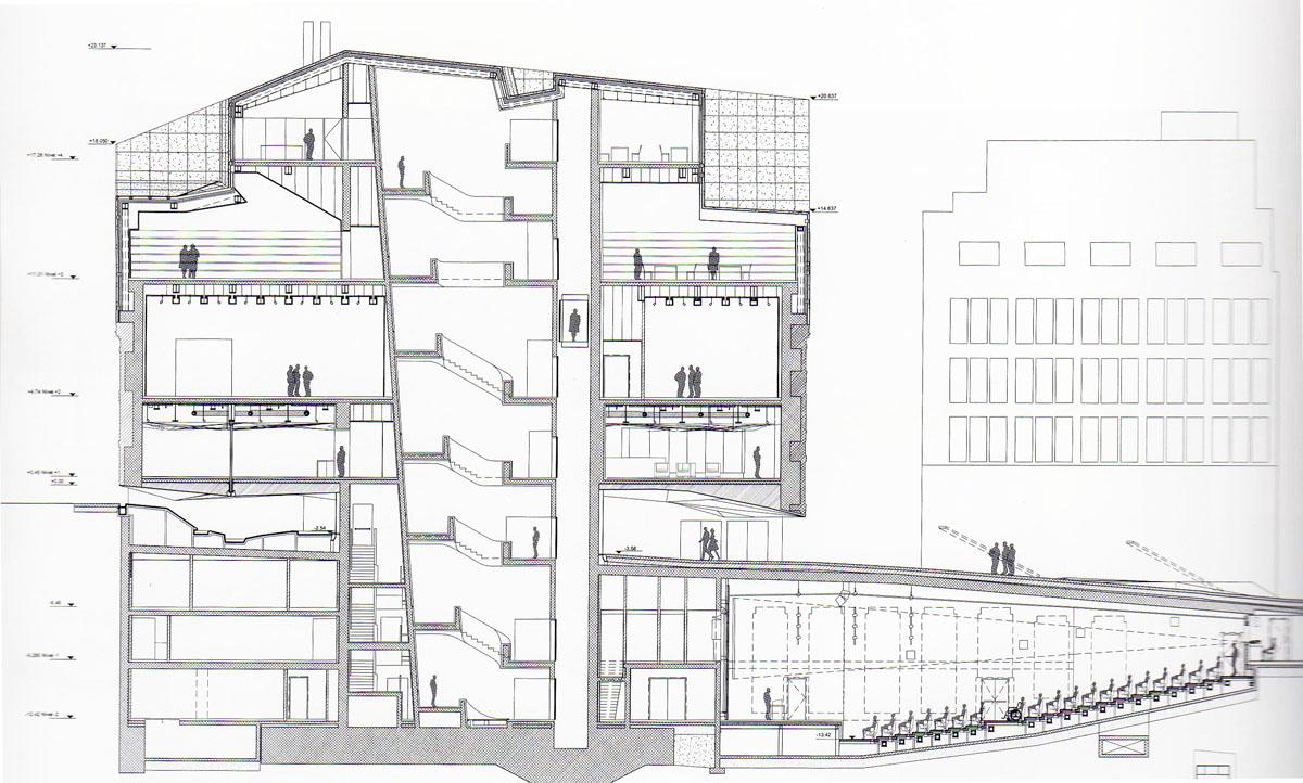House Building Cad Design Model