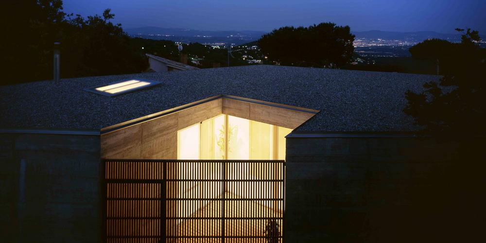 Casa 89 h arquitectes plataforma arquitectura - Fachada hormigon in situ ...