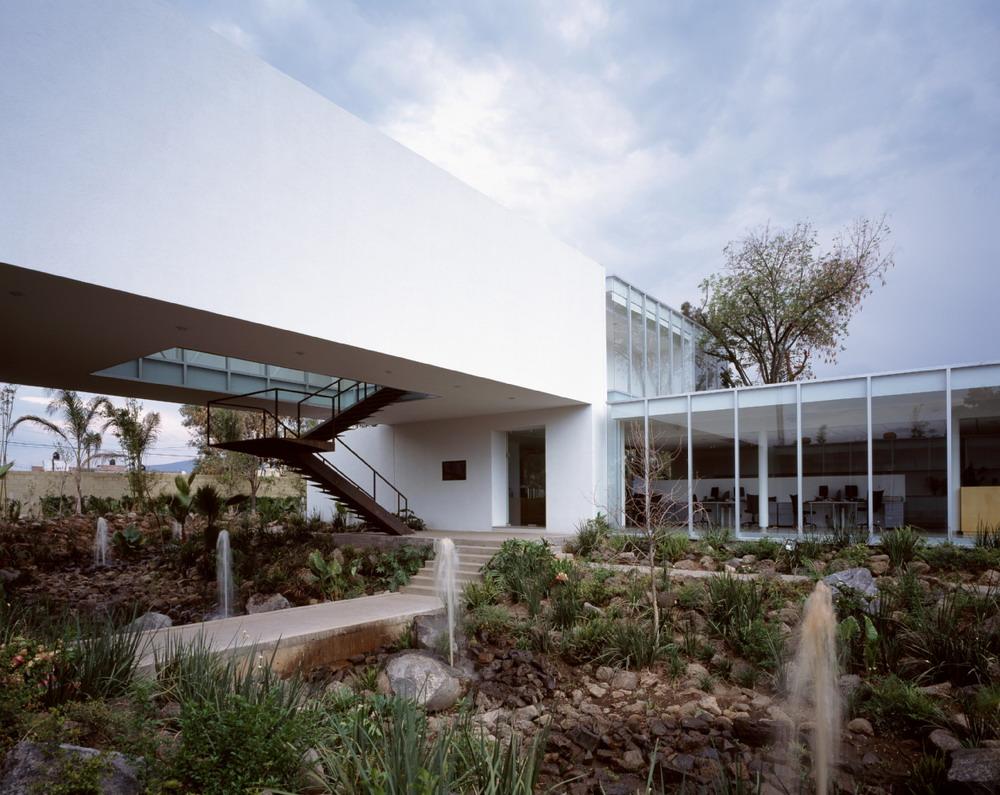 Oficinas corporativas frexport cc arquitectos - Arquitectos en zamora ...