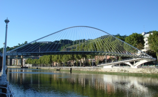 Calatrava plataforma arquitectura - Colegio arquitectos bilbao ...