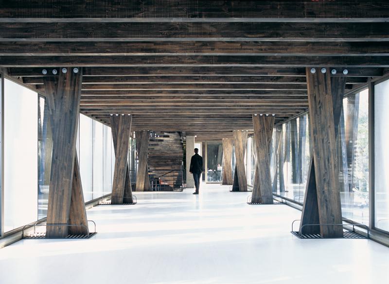 Madera Arquitectura Taringa