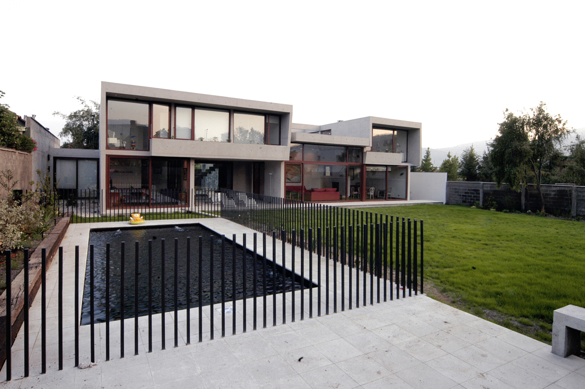 casa fleischmann mas y fernandez arquitectos plataforma