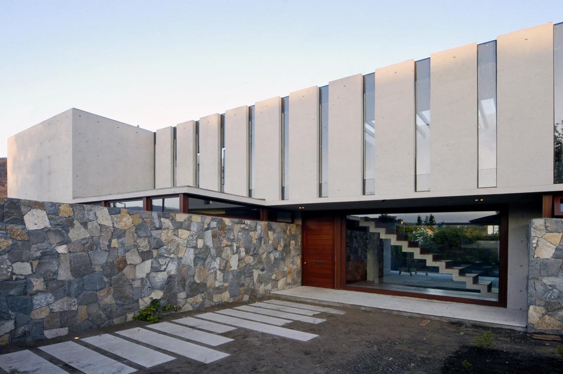 Casa fleischmann mas y fernandez arquitectos plataforma for Plataforma arquitectura