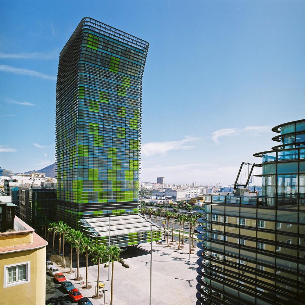 Canarias arquitectura for Arquitectura las palmas
