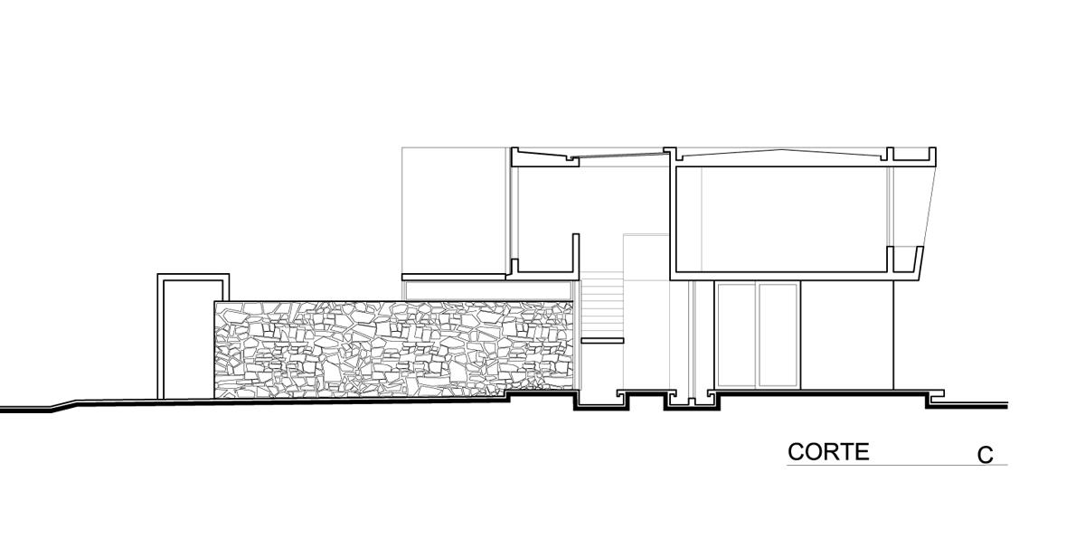 Arquitectura vivienda unifamiliar megapost taringa for Como se hace un plano arquitectonico