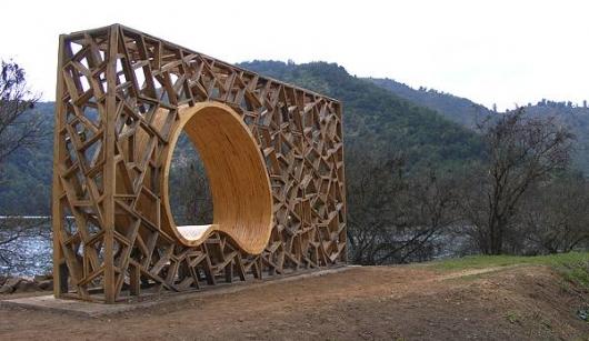 Resultados iii concurso en madera ctt corma plataforma - Arquitectura en madera ...