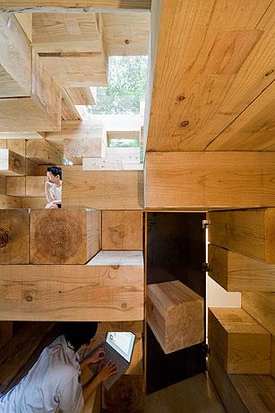 Final Wooden House Sou Fugimoto Architects Ooki Na