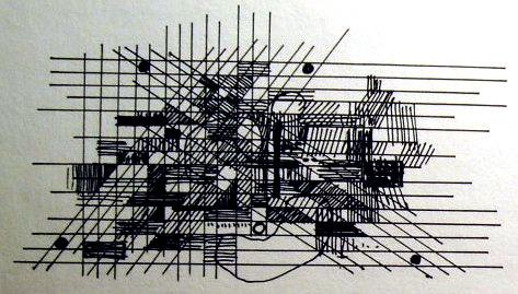 Comienzo de planificación de una ciudad cubierta, 1959