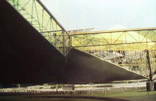 Gran sector amarillo, 1967