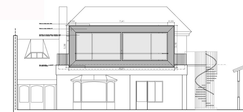 Galer a oficinas vlt klm arquitectos 1 for Oficinas de klm