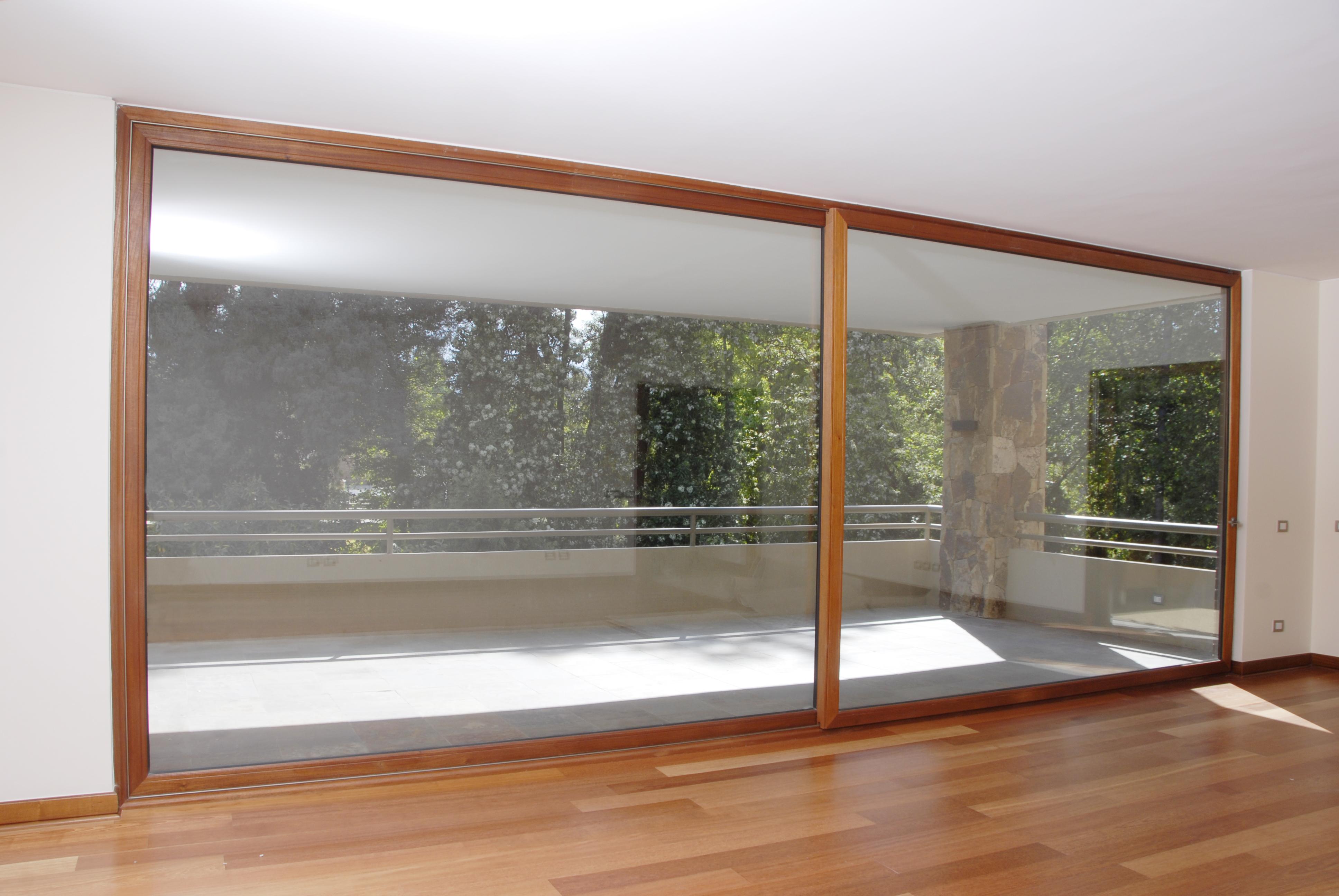 Ontradicciones de la mujer ventanas de madera fijas blanco - Ventana doble cristal ...