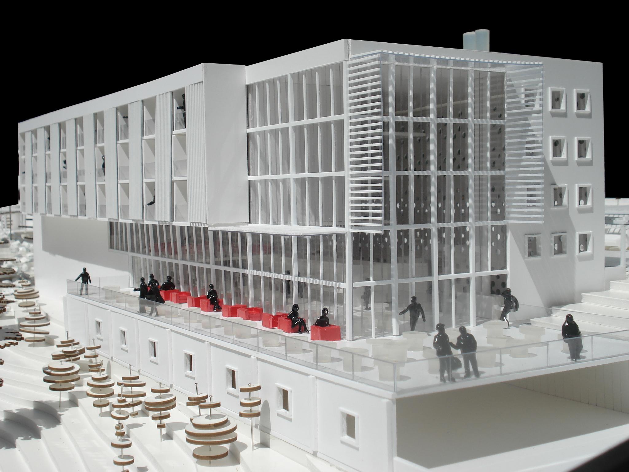 Maquetas arquitectura - Arquitectura de casas ...