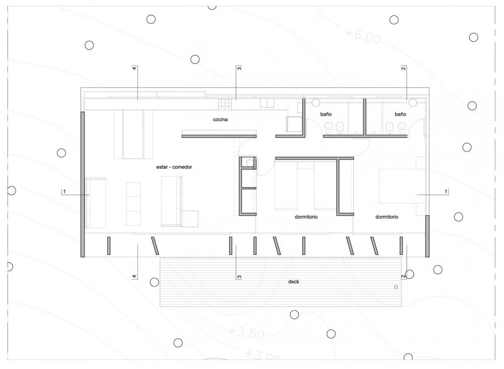 Casa de hormigon openbuildings - Casa de hormigon ...