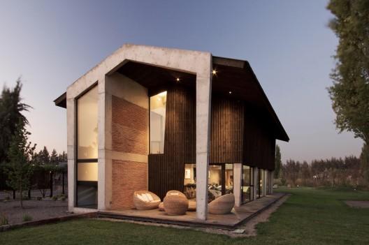 """modelos de casas de campo. una """"casa de campo"""" en"""