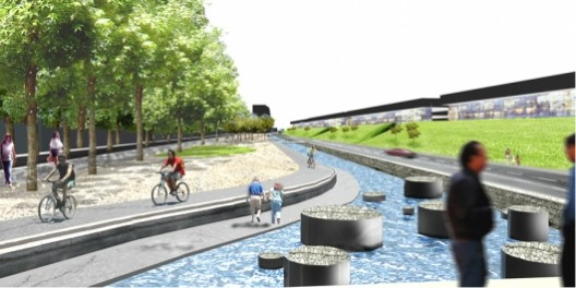 El desaf o del paisaje urbano plataforma arquitectura for Arquitectura del paisaje