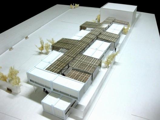 Relato de un proyecto escuela en tubul quinto a o for Universidades que ofrecen arquitectura