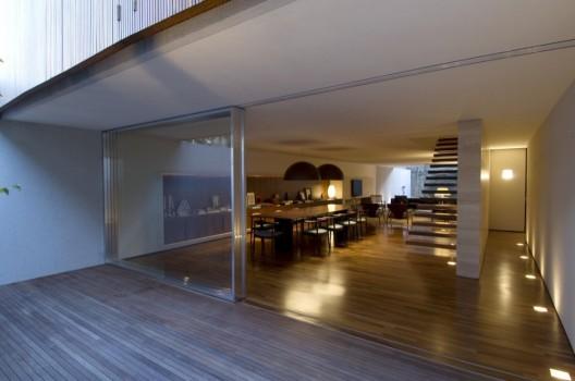 Casa 53 marcio kogan plataforma arquitectura - Interieur maison cubique ...