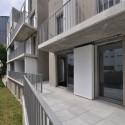Social Housing in Paris - Frédéric Schlachet Architecte © Frédéric Schlachet-1 © Frédéric Schlachet