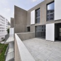 Social Housing in Paris - Frédéric Schlachet Architecte © Frédéric Schlachet-3 © Frédéric Schlachet