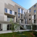 Social Housing in Paris - Frédéric Schlachet Architecte © Frédéric Schlachet-7 © Frédéric Schlachet
