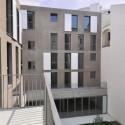 Social Housing in Paris - Frédéric Schlachet Architecte © Frédéric Schlachet-10 © Frédéric Schlachet