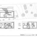 T-House / Atelier Boronski planimetría