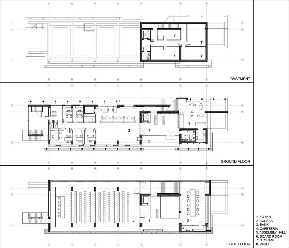 Banco Co Op en Kiti / amsa 1293984810-1293714830-coop-bank-plans
