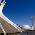 Catedral de Brasilia / Oscar Niemeyer © Flickr: usuario- Christoph Diewald