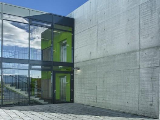 Instituto de Historia Natural de Islandia / ARKIS 1294332267-iceland-institute-of-natural-history-4-vigfusbirgisson-528x396
