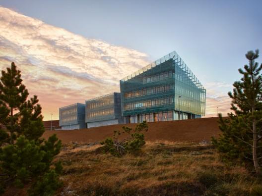 Instituto de Historia Natural de Islandia / ARKIS 1294332297-iceland-institute-of-natural-history-9-vigfusbirgisson-528x396