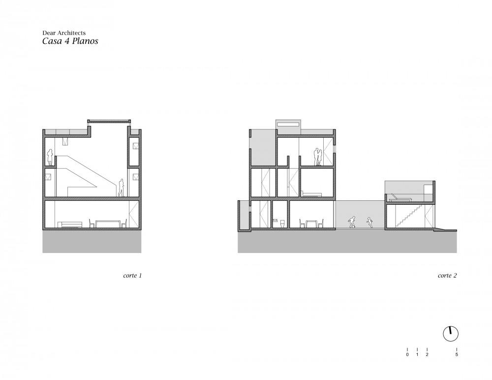 Casa en constructor disenos de casas en 90m2 for Plano casa moderna 90m2