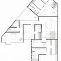 Casa verde / Taller 5 Arquitectos Planta 01