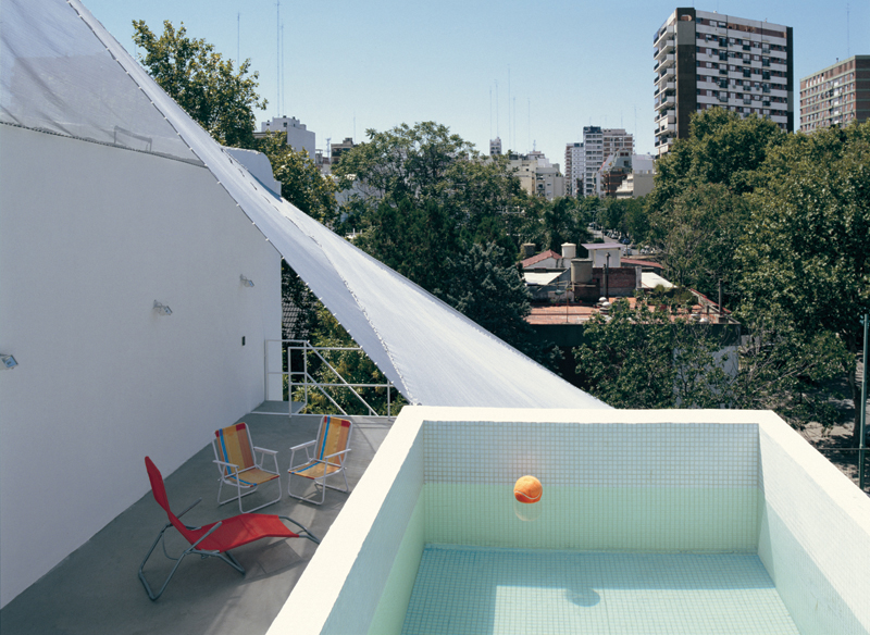 Casa Nuñez en Buenos Aires / Adamo Faiden © Cristobal Palma