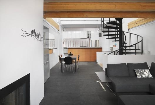 Ingenieria y arquitectura vrp loft crosstown campos leckie studio - Facon maison style americain ...