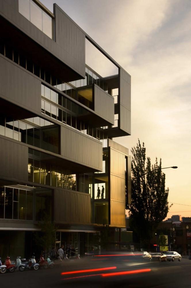 bSIDE6 / Works Partnership Architecture © Stephen A. Miller