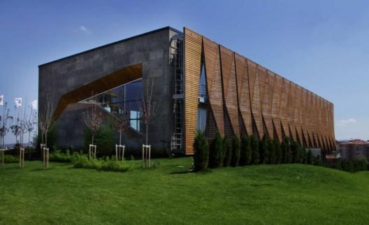 Edificio De Oficinas En Estambul Tago Architects