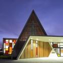 Iglesia Waiuku / Jasmax © Simon Devitt