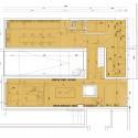 Casa en el cerro / Miguel Barahona - pyf arquitectura planta sótano