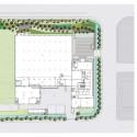 Edificio III Huga Fab / Pan JJ & Partners planta 1