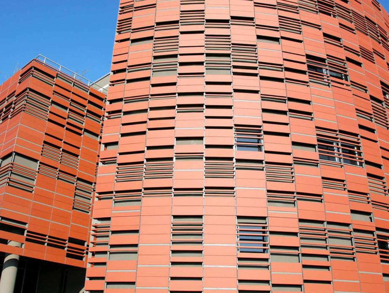 Nbk ceramic 2 hunter douglas - Productos para impermeabilizar fachadas ...