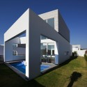 6 viviendas unifamiliares de Santa Bárbara / Alfonso Altarriba © Diego Opazo