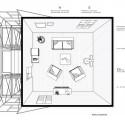 Lugares Comunes / Oficina Informal Vista