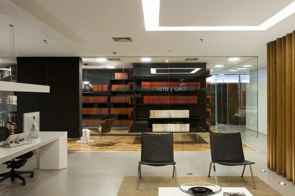Remodelling Falkestrasse Law Firm Office I Bernard Law Firm Law Firm