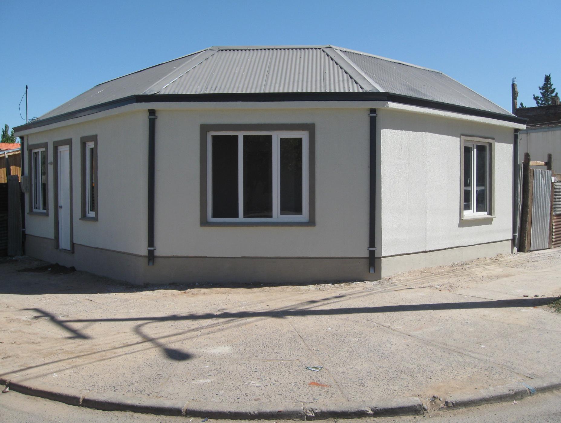 Casas de ferrocemento cementos b o b o planos de casas - Fotos de viviendas ...
