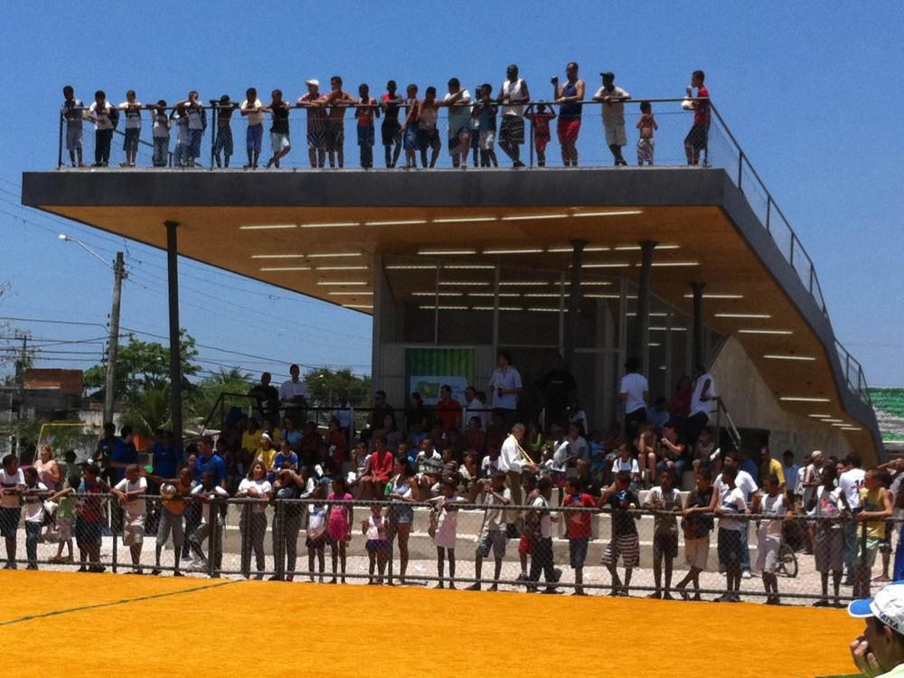 Mariagil Conferencia Centro Comunitario Santa Cruz Rio