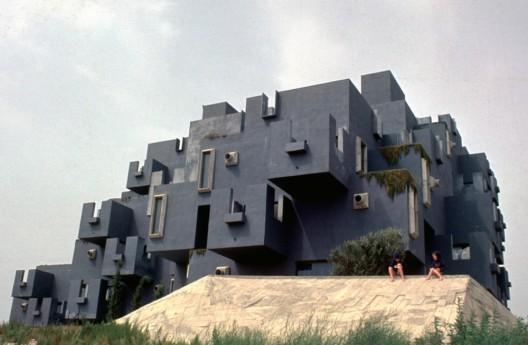 El Castillo de Kafka -Arquitectura-