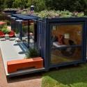 Casa-Container para invitados / Poteet Architects (1) © Chris Cooper
